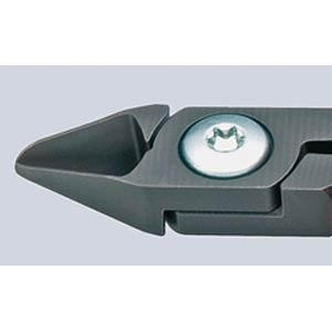 Elektronica-zijsnijtang 125 mm KNIPEX 75 52 125