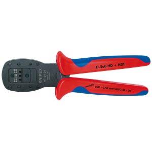 Crimpzange, 190 mm, Micro-Fit™ KNIPEX 97 54 25