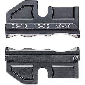 Crimpeinsatz, für KN 97 43 200 A, Schrumpfschlauchverbinder KNIPEX 97 49 07