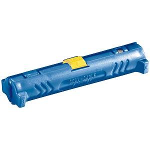 Abisolierwerkzeug, Stripper Koax, für Koaxkabel, 4,0-10,0 mm² FIXPOINT 77136