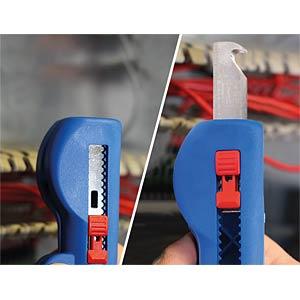 Abmantelwerkzeug, Stripper No. 16, für Rundkabel, 8,0-13,0 mm² WEICON 52000016