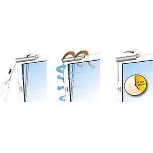 Winflip(R) Automatischer Fensterschließer FREI