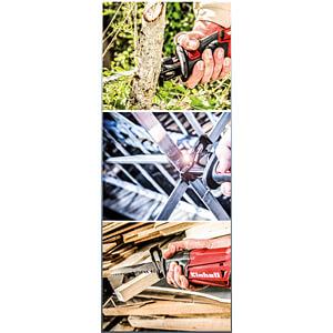Akku-Universalsäge, Power X-Change, TE-AP 18 Li, Solo EINHELL 4326300
