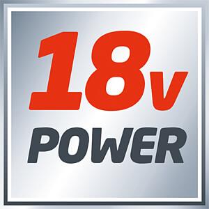 Akku-Winkelschleifer, Power X-Change, TE-AG 18 Li, Solo EINHELL 4431110