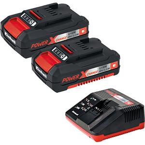 Akku-Bohrschrauber, Power X-Change, TE-CD 18 Li, Set EINHELL 4513687