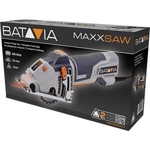 Multi-Tauchkreissäge, 600 W, MAXX SAW BATAVIA 7062244