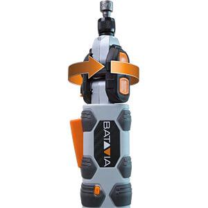 Akku-Schrauber,Flipout, Multi position, 7,2 V BATAVIA 7062267