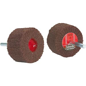 Non-woven grinding wheel, 6 mm, grain 80 BIBIELLE RB0001
