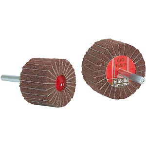 Combination grinding wheel, 60x30x6 mm, grain 100 BIBIELLE RB0121