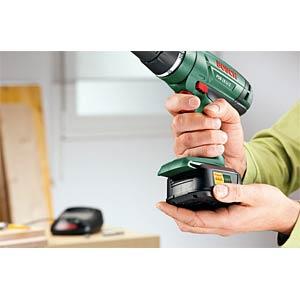BOSCH 18V cordless hammer drill, battery not incl. BOSCH 0603982302