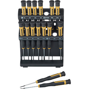 Micro screwdriver set, 15-piece PROXXON 28148