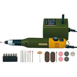 Bohr- und Fräsgerät, Set, MICROMOT, 50/E, 40 W PROXXON 28515