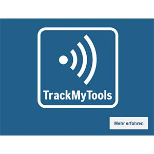 TrackMyTools Starter-Kit BOSCH 1600A00D7W