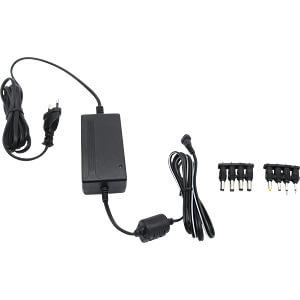 Steckernetzteil, 27 W, 24 V, 1,12 A, stabilisiert, universal RND POWER RND 320-00043