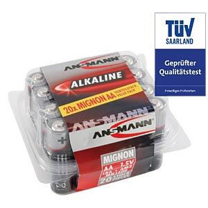 ANSMANN Mignon, 20er-Pack ANSMANN 5015548