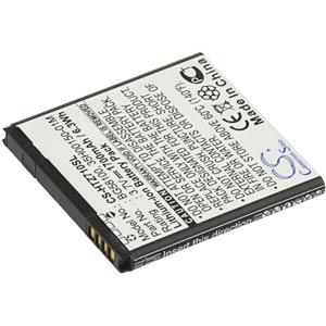 1700mAh, Li-Ion, für HTC Sensation / G14 / Z710e FREI