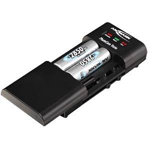 Ladegerät PhotoCam Vario, für Akkupacks und Akkus ANSMANN 1001-0019
