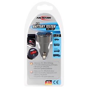 Batterietester für Autobatterie, digital ANSMANN 1900-0019