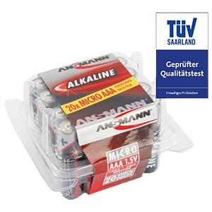 ANSMANN Micro, 20er-Pack ANSMANN 5015538