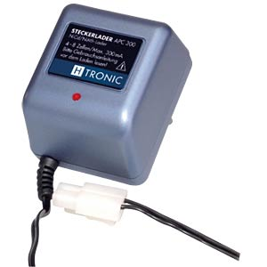 Charger for battery packs with 4 - 8 cells H-TRONIC APC300