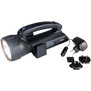 Battery-powered hand-held searchlight, beam range 1500 m ANSMANN 5102143