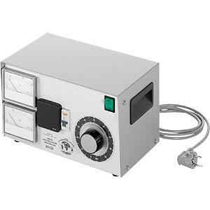 Regeltrenntransformator, 0  -  250 V AC BLOCK TRANSFORMATOREN BR 351