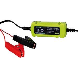 Automatik-Ladegerät für Bleiakkus, 10 - 50 Ah, 6 / 12 V FREI