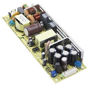 Open Frame switching power supply, 12 V/6.25 A MEANWELL ELP-75-12