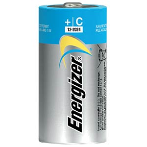 Eco Advanced, Alkaline Batterie, C (Baby), 2er-Pack ENERGIZER E300129900