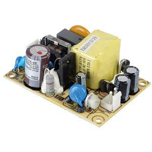Power supply 48 V, 0.313 A MEANWELL EPS-15-48