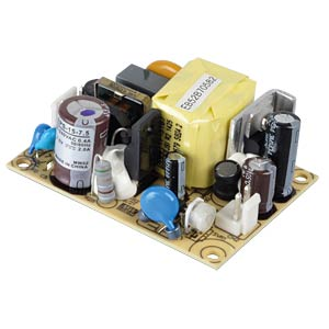 Power supply 7.5 V, 2 A MEANWELL EPS-15-7.5