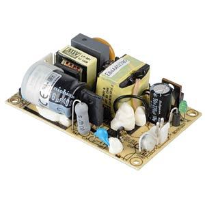 Schaltnetzteil, Open-Frame, 25,2 W, 36 V, 0,7 A MEANWELL EPS-25-36