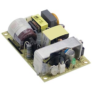 Power supply 7.5 V, 3.4 A MEANWELL EPS-25-7.5