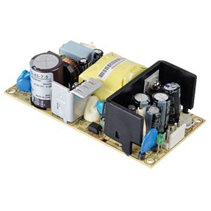 Power supply 7.5 V, 5.4 A MEANWELL EPS-45-7.5