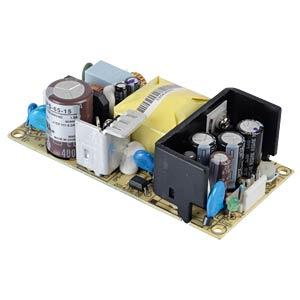 Schaltnetzteil, Open-Frame, 65,1 W, 15 V, 4,34 A MEANWELL EPS-65-15