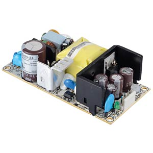 Power supply 24 V, 2.71 A MEANWELL EPS-65-24