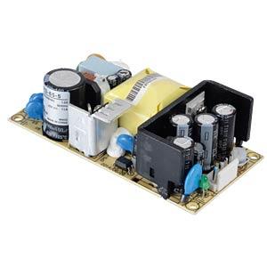 Schaltnetzteil, Open-Frame, 55 W, 5 V, 11 A MEANWELL EPS-65-5