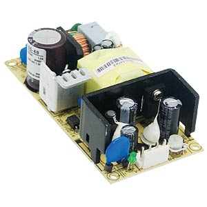 Power supply 48 V, 1.36 A MEANWELL EPS-65-48