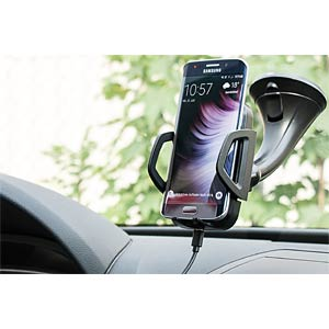 2 in 1 universal mount+wireless charging function GOOBAY 44171