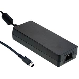 Desktop power supply 144 W, 15 V / 9,6 A MEANWELL GST160A15-R7B
