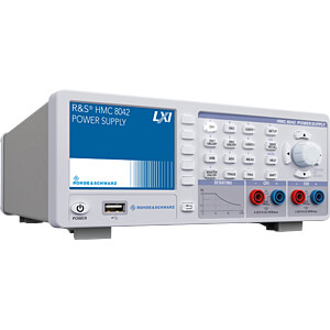 2-channel power supply — 0 - 32 V, max. 5 A, 100 W, GPIB ROHDE & SCHWARZ 28-8042-RS0G