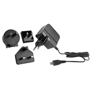 Steckernetzteil 6 W, 5 V, 1,5 A HN-ELECTRONIC HNP06I-MicroUSBL6