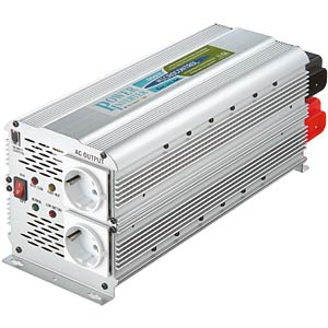 Wechselrichter, modifizierte Sinuswelle, 2000 W, Schutzkontakt LINKCHAMP HP-2000