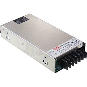 Switching power supply, PFC, 450 W, 15 V/30 A MEANWELL HRPG-450-15