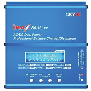 Professional Charger and Discharger IMAX SK-100008-01