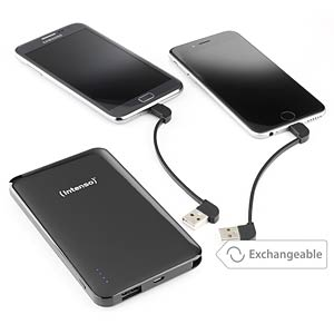 Powerbank, Li-Po, 10000 mAh, Lightning INTENSO 7335530
