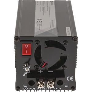 Wechselrichter, modifizierte Sinuswelle, 300 W, Schutzkontakt, U KÖNIG KN-INV300WU12