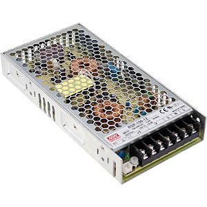 switching power supply, PFC, 151,2 W, 13,5 V / 11,2 A MEANWELL RSP-150-13.5