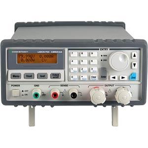 Labornetzgerät, 0 - 80 V, 0 - 10 A, rechnersteuerbar GOSSEN METRAWATT K159A