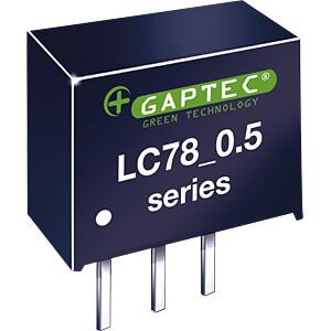 LC78_05-0.5 - DC/DC-Wandler